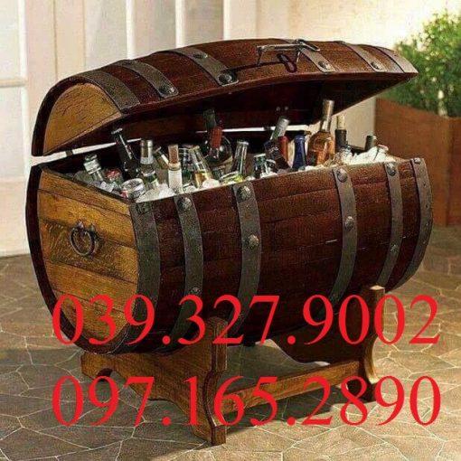 Thùng ướp rượu