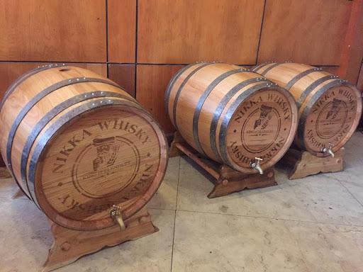 Các sản phẩm thùng gỗ sồi ngâm rượu chất lượng
