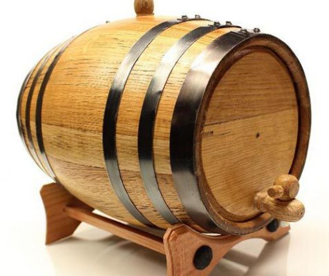 Thùng gỗ sồi Nga nhập khẩu