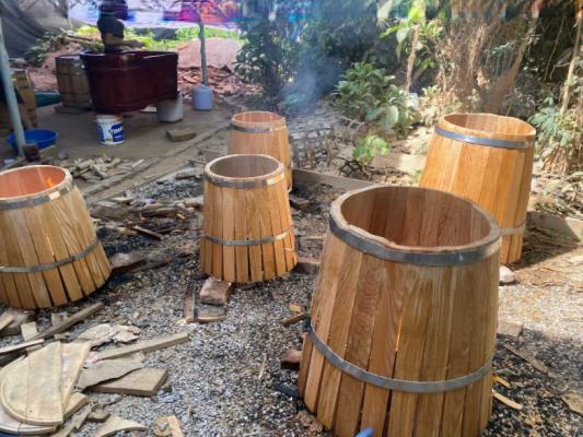 Công nghệ sản xuất uốn cong bằng lửa nóng